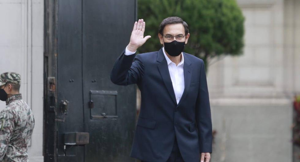 Martín Vizcarra suspende viaje a Trujillo y estará en el Congreso ante pedido de vacancia