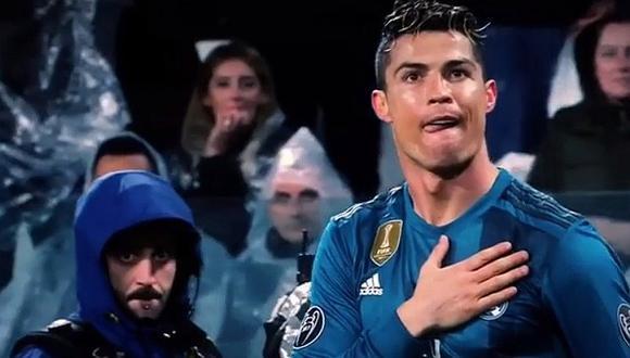 UEFA: Gol de Cristiano Ronaldo a la Juventus es el mejor de la temporada (VIDEO)