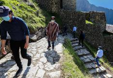 Cupos para ingresar gratuitamente a Machu Picchu ya se agotaron (FOTOS)