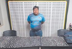 """La Libertad: Uno de """"Los Gutas de Víctor Raúl"""" escondía 1,230 """"ketes"""" de PBC"""