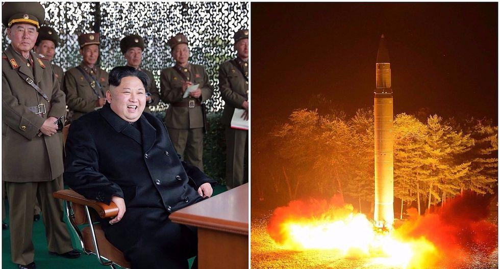 Corea del Norte califica de éxito su lanzamiento de misil y dice que es un aviso para EE.UU.