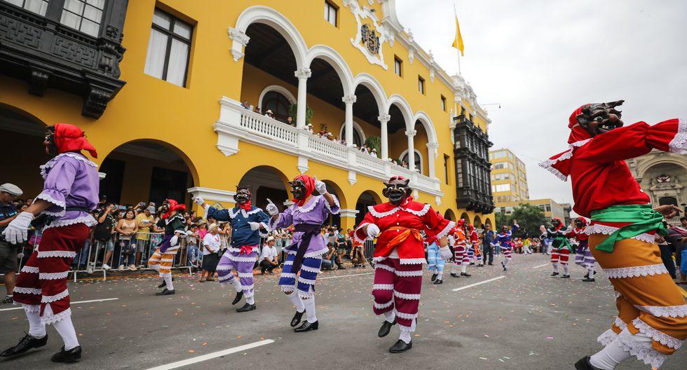 Este evento se realizó luego de 60 años y tuvo como finalidad recuperar y conmemorar una fecha emblemática del Calendario de la Identidad Limeña. (Foto: Municipalidad de Lima)