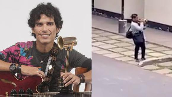 Pedro Suárez Vértiz aplaudió a trompetista en la calle. (GEC/Instagram)