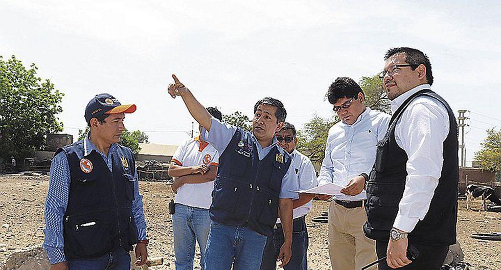 Inspeccionan terrenos para reubicar mini zoológico de Ica