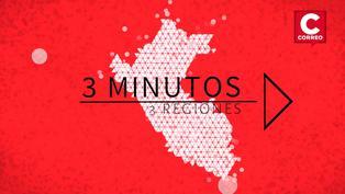 Noticias de regiones en 3 minutos: ¿Qué ha pasado en Junín, Tacna y Áncash?