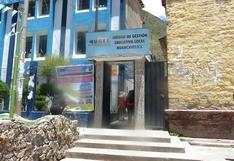 Piden 8 años de pena para exasistente de UGEL de Huancavelica