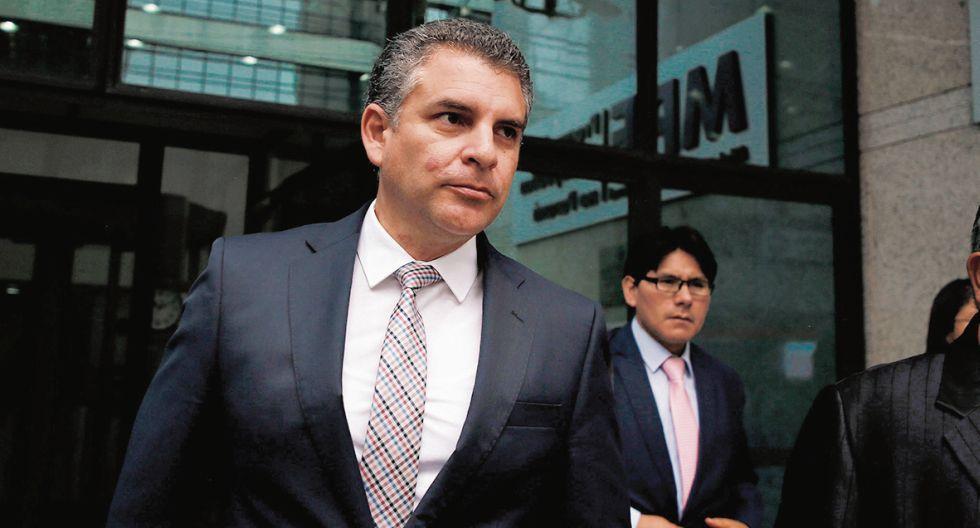 Rafael Vela Barba afirmó que en el próximo interrogatorio a Barata se incluirán preguntas sobre el caso Gasoducto Sur. (Foto: GEC)