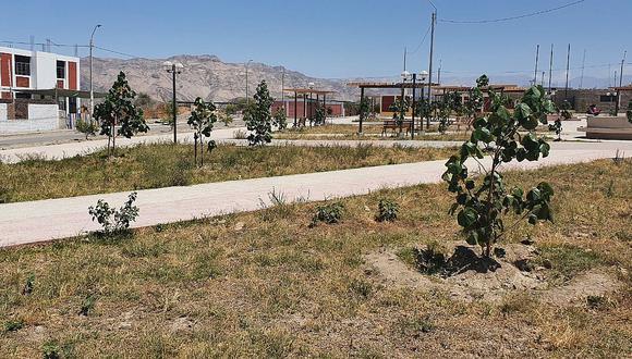 Obra municipal está inconclusa y paralizada por más de S/ 600 mil en Llipata