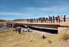 Joven muere tras despiste y caída de su motocicleta al río Coata, en Puno