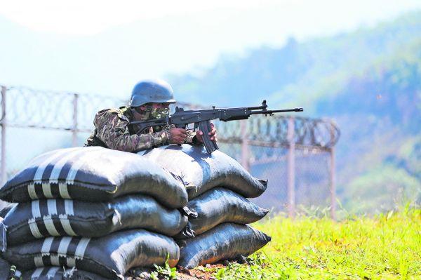 Se busca aprovechar la operatividad de las FF.AA. y la inteligencia PNP. Fotos: Giancarlo Ávila.