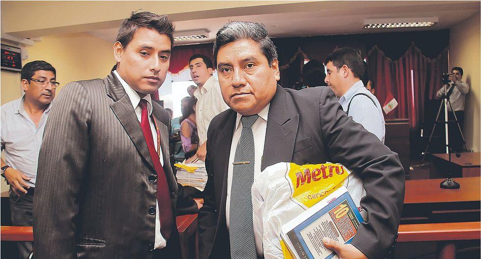 Laureano Añanca planea dejar el distrito fiscal del Santa