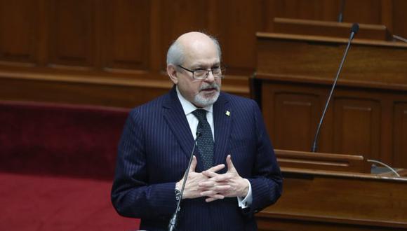 Correo conversó con el constitucionalista Luciano López para explicar qué pasará luego que el Parlamento negó el voto de confianza al gabinete de Pedro Cateriano. (Foto: PCM)