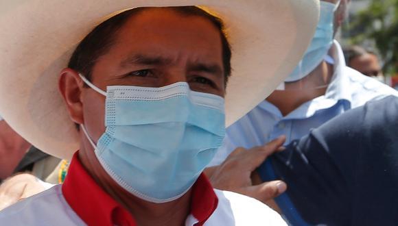 Pedro Castillo es el candidato presidencial de Perú Libre en la segunda vuelta de las Elecciones Generales del 2021.  (Foto: Archivo GEC)
