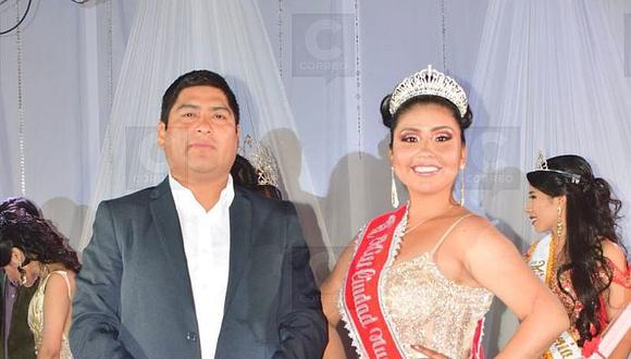 Carolina del Rosario elegida Miss Ciudad Nueva
