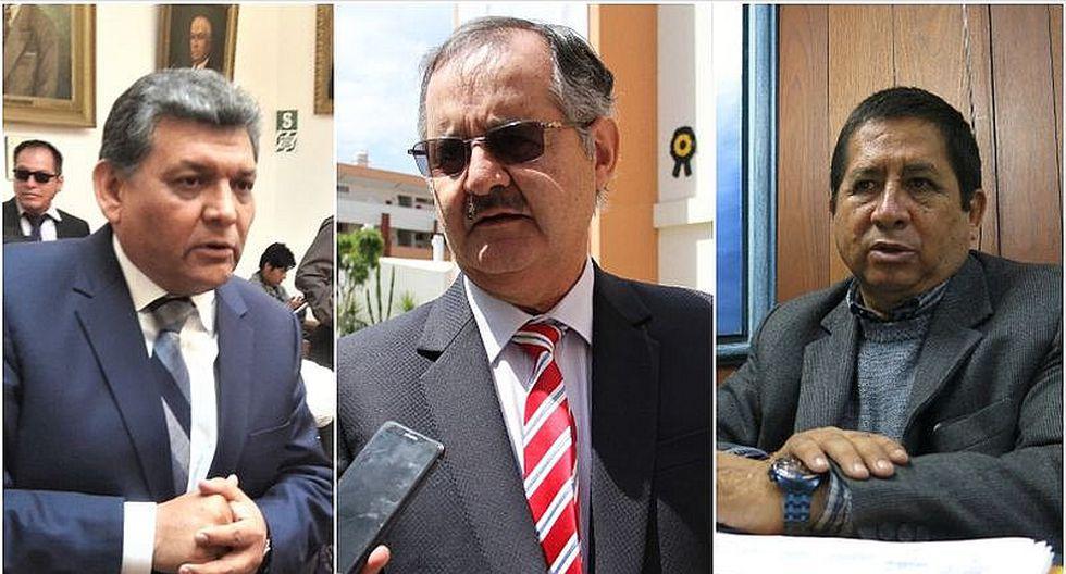12 abogados arequipeños se inscriben para la Junta Nacional de Justicia