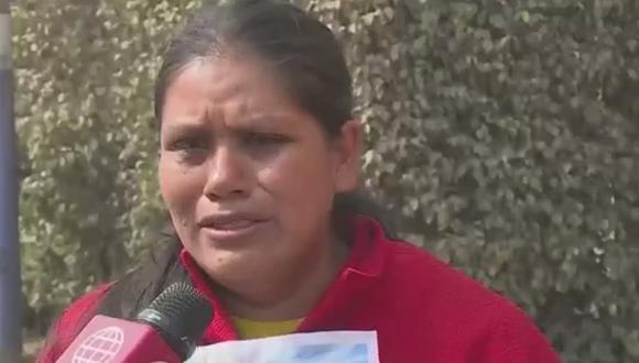 Supuesta universitaria ofrece ayuda económica a mujer y termina robándose a su hijo (VIDEO)