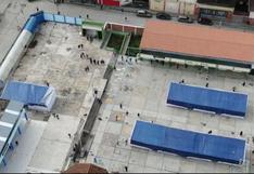 Con drones Policía Nacional resguardó locales de votación más concurridos de Huancayo