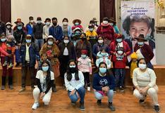 En Cusco capacitan a padres de niños con labio fisurado y paladar hendido