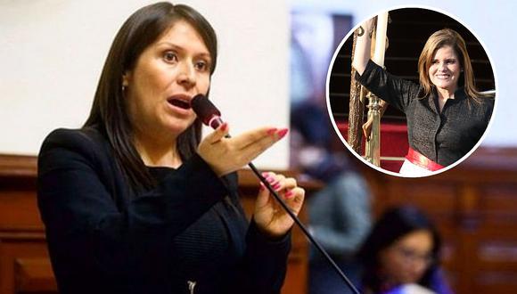 Yeni Vilcatoma espera que Mercedes Aráoz se convierta en la primera presidenta, pero hace un año no pensaba eso