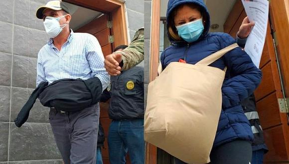 """Encarcelan a dos policías y una proveedora por compra de alcohol en gel """"bamba"""""""
