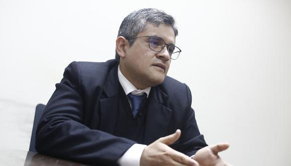 """Fiscal del Equipo Especial del caso Lava Jato indicó que le parece """"absurda y ridícula"""" la información de tener algún tipo de coordinación con el presidente Martín Vizcarra. (Foto: GEC)"""