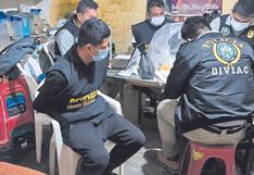 "Piura: Organización criminal ""marcaba"" a los policías"