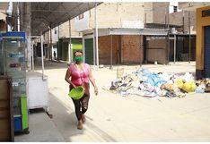 Trujillo: Mercado La Hermelinda permanecerá cerrado tres semanas más
