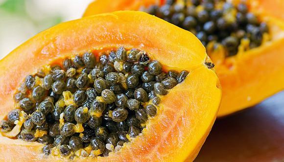 ¿Para qué sirven las semillas de papaya con limón?