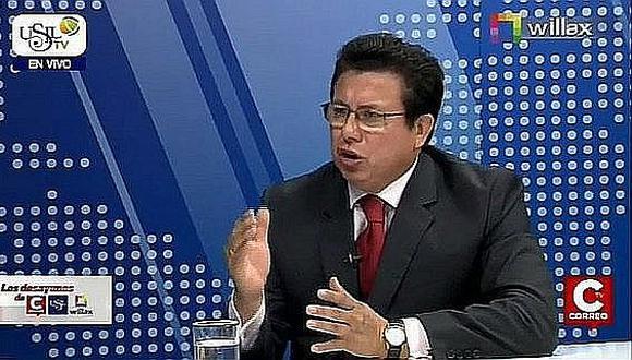 """Rodríguez Mackay: """"Perú debe romper relaciones diplomáticas con Venezuela"""" (VIDEO)"""