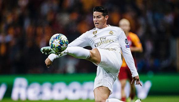 El colombiano vuelve a tener la confianza de Zidane. (Getty)