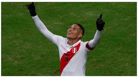 Paolo Guerrero se convirtió en el máximo goleador en actividad de la Copa América