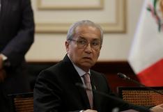 Aprueban informe que recomienda inhabilitar por 10 años a Pedro Chávarry