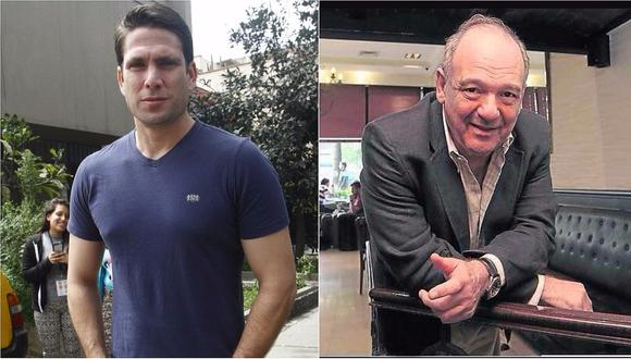La fuerte discusión entre Paco Bazán y periodista argentino que insultó a Paolo Guerrero (VIDEO)
