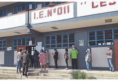 Tumbes: Más de 38 mil electores no acudieron a votar