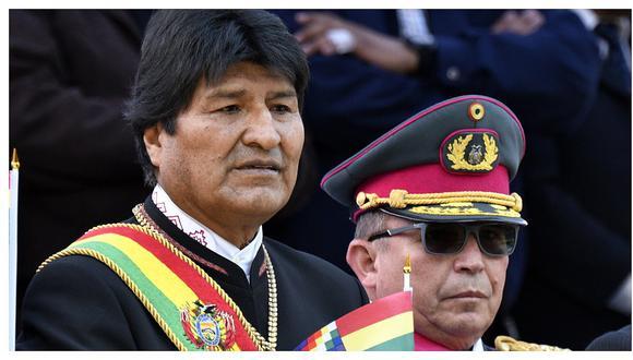 """Evo Morales: """"Renuncio para que no sigan persiguiendo, secuestrando y maltratando a mis ministros"""""""