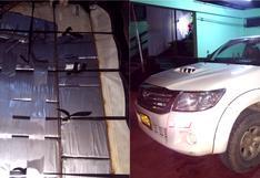 Cusco: dos hombres caen con 52 kilos de cocaína en el tanque de camioneta