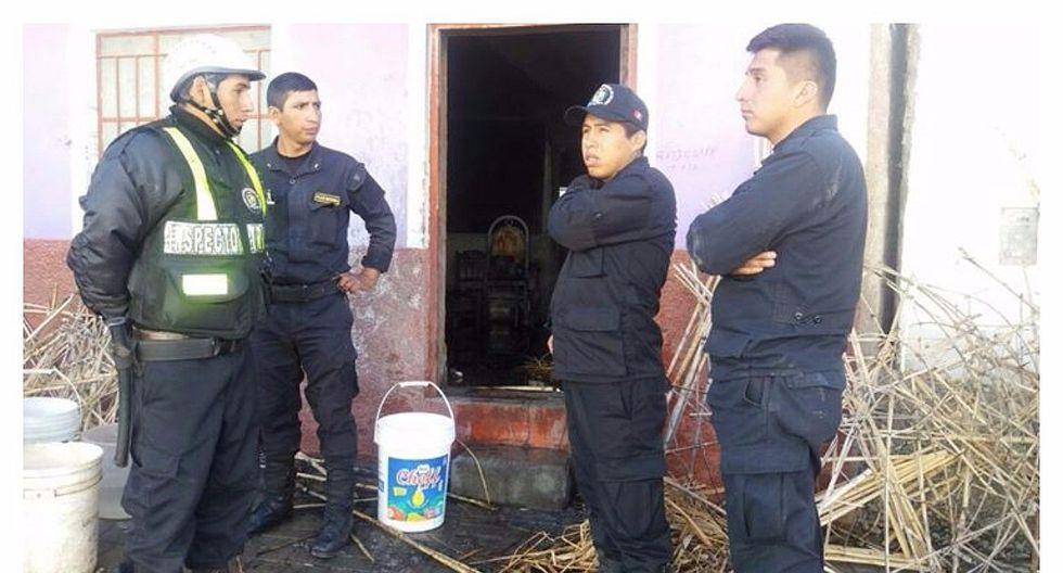 La Libertad: Explosión de taller de pirotécnicos deja una persona muerta y dos heridas en Otuzco