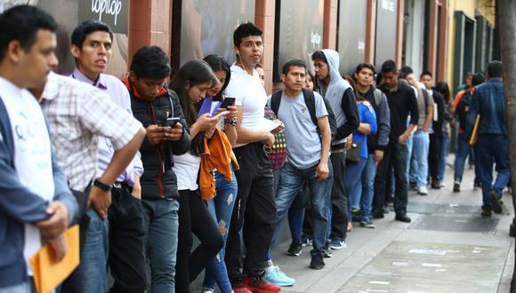 La situación del empleo en el país ha sido revelada por el Ministerio de Trabajo.