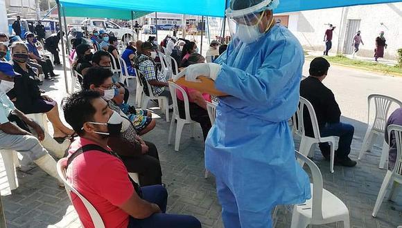 Talara: El 60% de comerciantes del mercado Acapulco tiene coronavirus