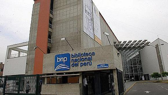 Biblioteca Nacional del Perú señala que atención fue normal en sus sedes
