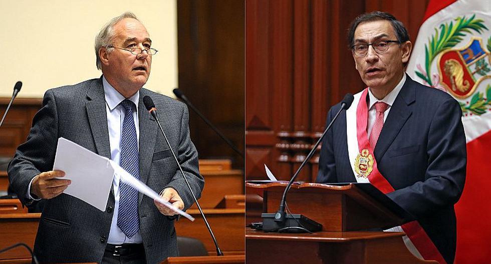 """García Belaúnde: """"Vizcarra se salvó como PPK de la primera vacancia, ¿vendrá una segunda?"""""""