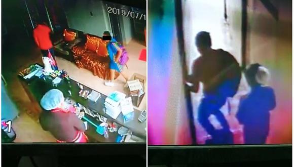 Chiclayo: Detienen a hombre que llevó a hotel a una menor de edad