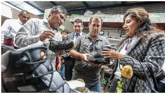 """Produce anuncia """"plan agresivo"""" de crédito para las Mype afectadas por desastres"""