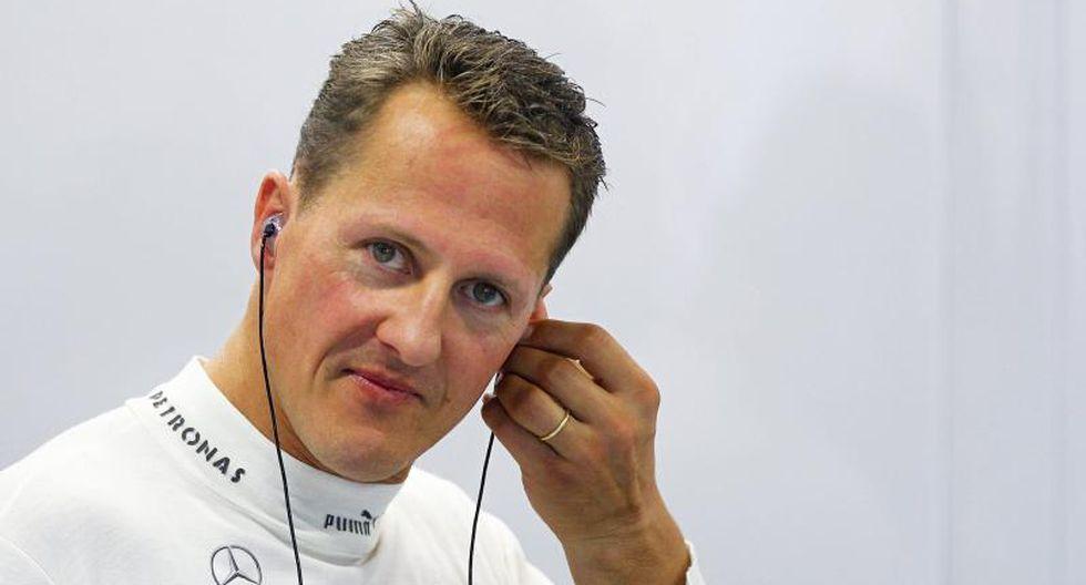 Schumacher: su estado es crítico pero estable