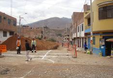 Huánuco: Después de 10 años culminan ejecución de millonaria obra de agua en Pillco Marca