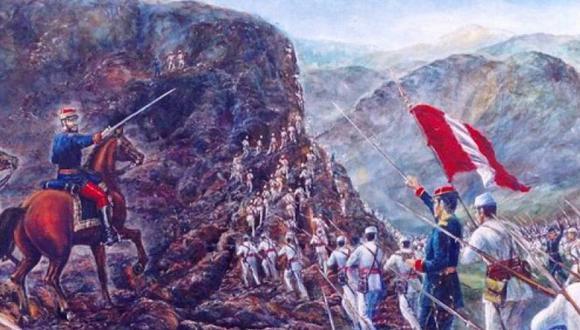 El 27 de noviembre también se conmemora el Día del Arma de Infantería Peruana