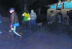 Seis hampones desvalijan una casa y golpean a su dueño frente a su familia en Chimbote