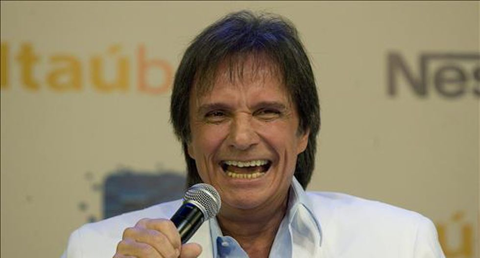 Roberto Carlos lanza nuevo disco en español
