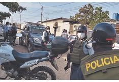 """Disminuye lista de """"los más buscados"""" en la región Tumbes"""