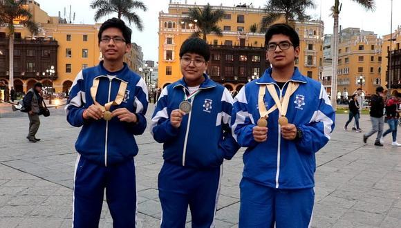 Estudiantes viajaron a Rusia para competir en III Mega olimpiadas escolares 2018